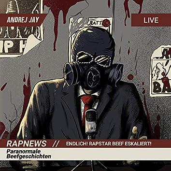 Rapnews (Paranormale Beefgeschichten)