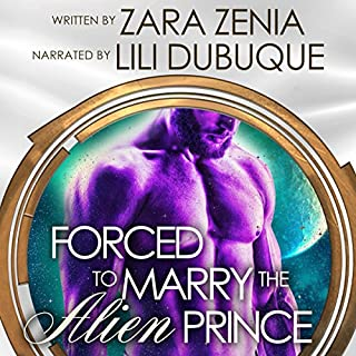 Forced to Marry the Alien Prince: In the Stars Romance cover art