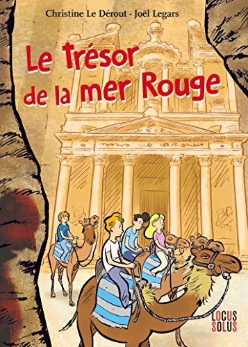 Le Trésor de la mer Rouge (JUNIOR) (French Edition)