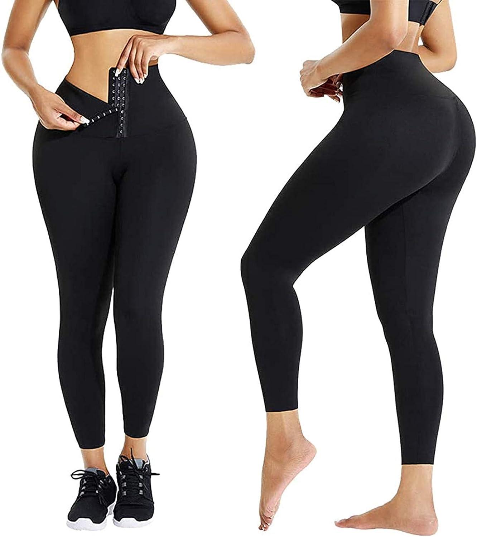 Very popular Dfkyts Women's Tummy Control Leggings Ranking TOP16 Waisted High Yoga