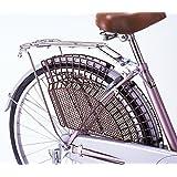 オージーケー技研 ドレスガード(巻き込み防止ネット)DG-005 (チャイルドガード) ダークブラウン 自転車用