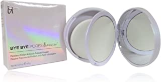 It Cosmetics Bye Bye Pores Illumination Poreless Finish Airbrush Pressed Powder in Radiant Transulcent 0.31 oz