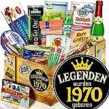 Legenden 1969 / Geburtstag 50 / Spezialitäten Box Ostpaket