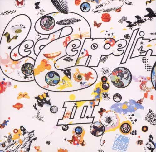Led Zeppelin III Deluxe Edition Remastered Vinyl product image