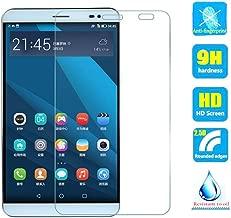 SOMEFUN 2pcs Clear Tempered Glass Crystal Screen Protector Film for Huawei Honor X2 MediaPad X2 GEM-703L GEM-703LT Scratch Resist 9H Hardness