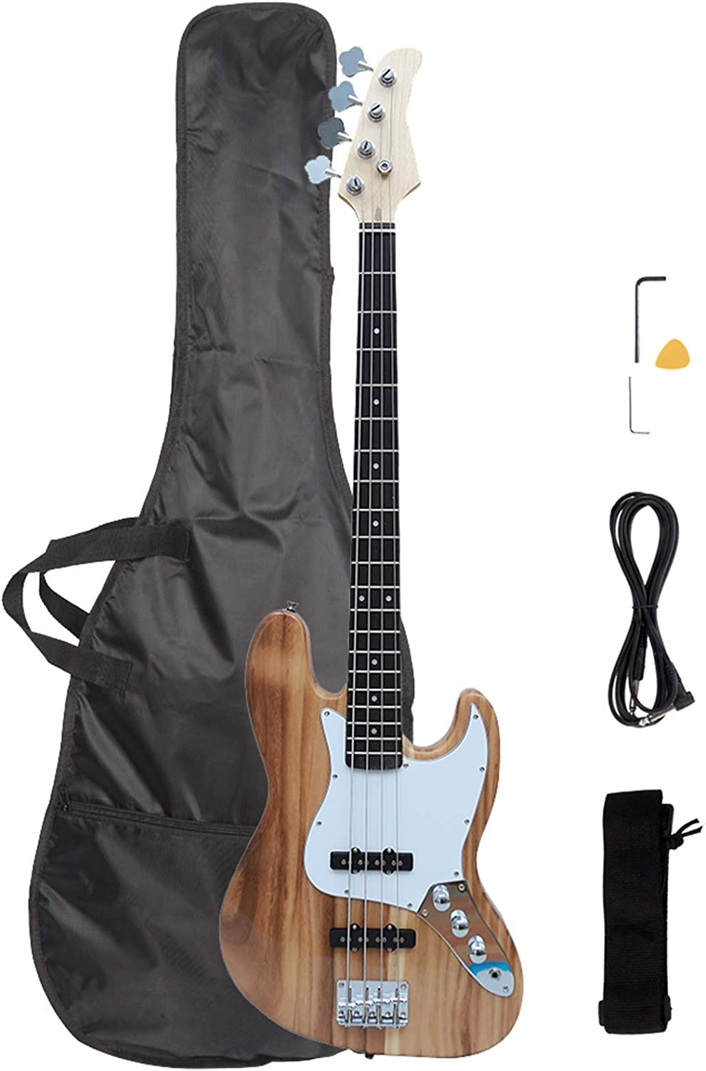 Ranking TOP17 Gjazz Electric Bass Right Recommended Handed 4 Strings Pickup Bags Straps SS