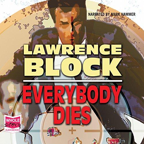 Everybody Dies audiobook cover art