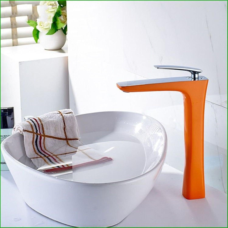 NewBorn Faucet Küche oder Badezimmer Waschbecken Mischbatterie Alle Kupfer Half-Painted Half-Plated Moderne Mischen Waschbecken Wasserhhne Ein