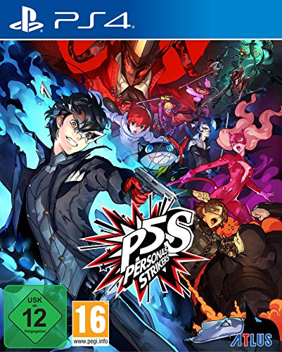Persona 5 Strikers Limited Edition (Playstation 4)