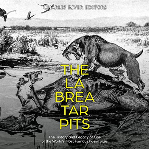 The La Brea Tar Pits cover art