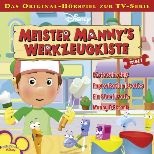 Meister Mannys Werkzeugkiste 7 Titelbild