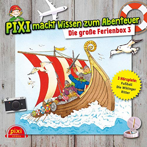 Pixi Wissen: die Groe Ferienbox 3