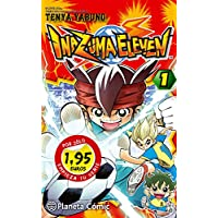 MM Inazuma Eleven nº 01 1,95 (Manga Manía)