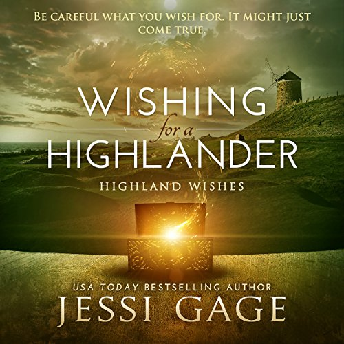 Wishing for a Highlander cover art