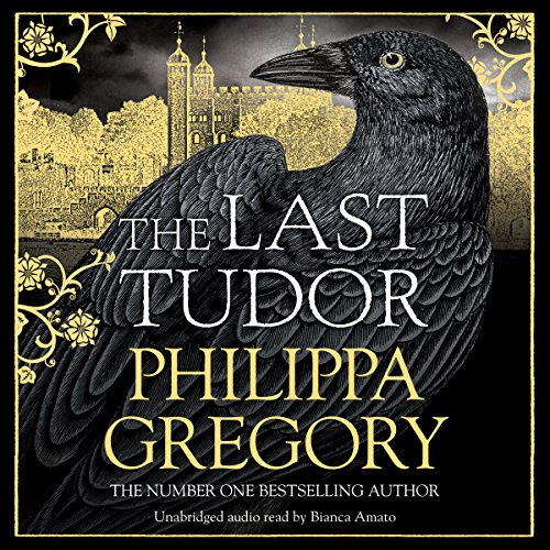 The Last Tudor audiobook cover art