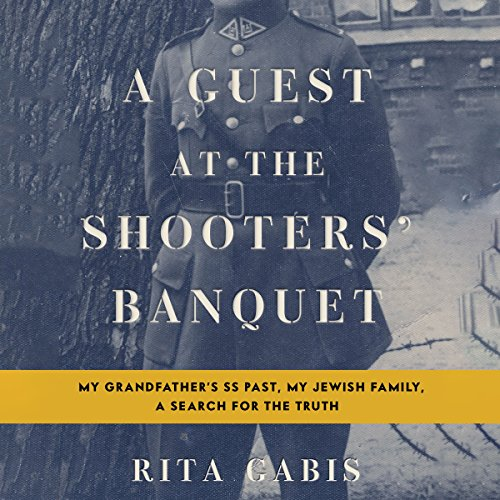 A Guest at the Shooters' Banquet audiobook cover art
