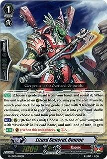 Cardfight!! Vanguard TCG - Lizard General, Conroe (G-LD02/010EN) - G Legend Deck 2: The Overlord blaze