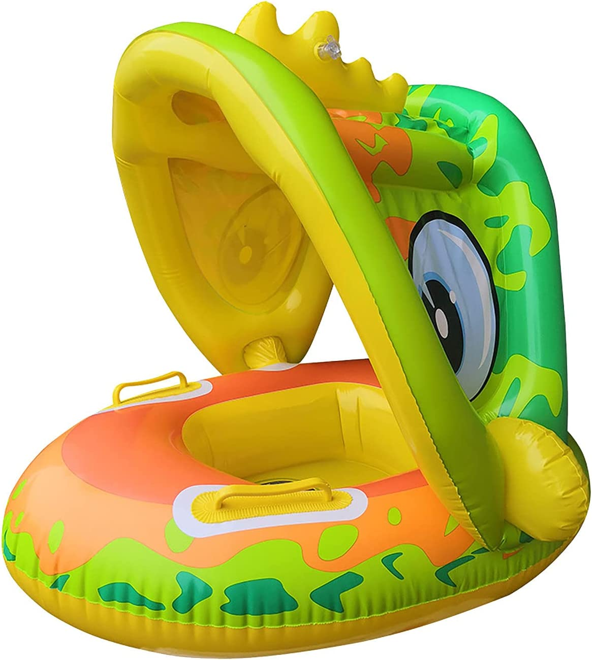 Regular dealer Baby Swimming Pool Floats Float with - Sun Infl Canopy Fixed price for sale