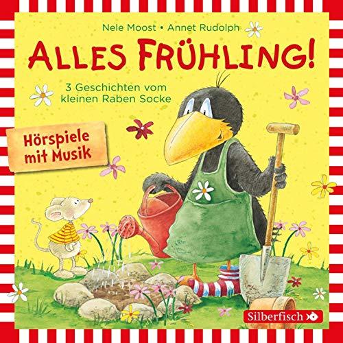 Alles Frühling! - Alles Freunde!, Alles wächst!, Alles gefärbt! audiobook cover art