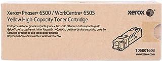 Xerox Toner Cartridge - 6500, Yellow
