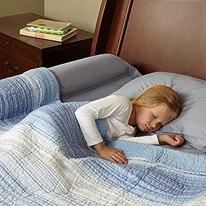 Barrera de cama de espuma Babify Soft - Barrera de Espuma Antideslizante.