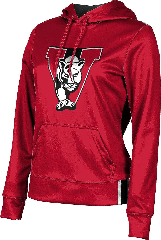 ProSphere Vista High School Girls' Pullover Hoodie, School Spirit Sweatshirt (Solid)