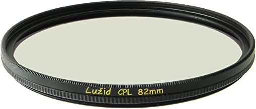LUŽID X2 82mm CPL MC Filter Schott B270 Glass Brass Frame Multi-Coated Luzid 82 Circular Polarizer