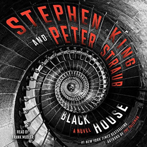 Black House audiobook cover art