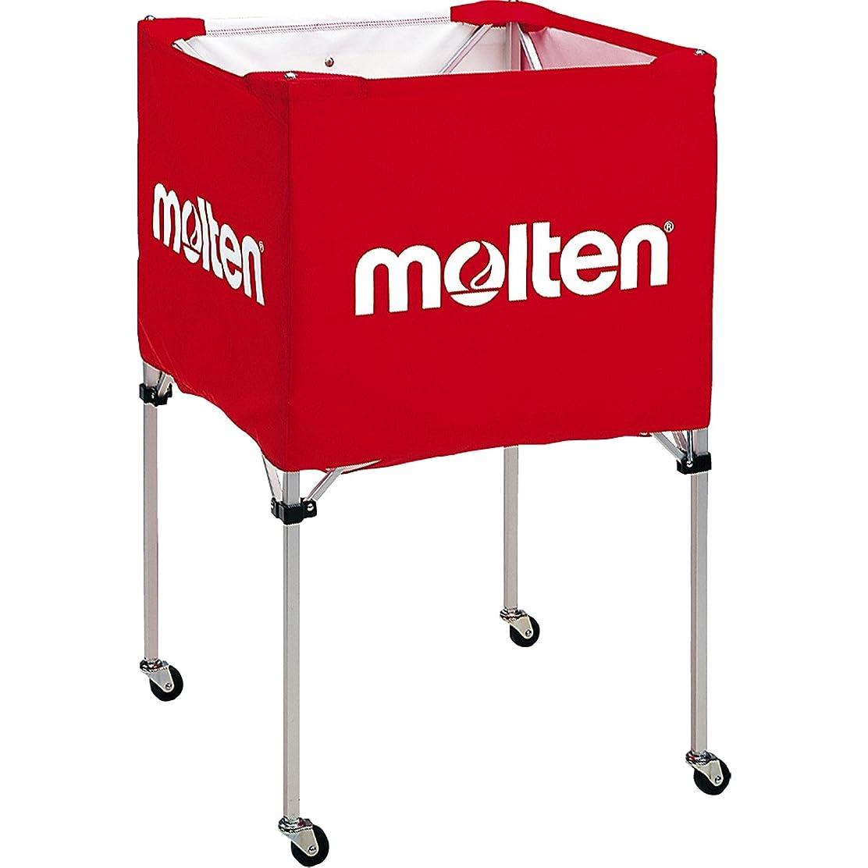 一般化するフルーツ取り付けmolten(モルテン) 折りたたみ式ボールカゴセット