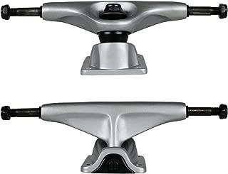 TENSOR Skateboard Trucks MAGNESIUM SLIDER SILVER 5.0 (Pair) 7.63