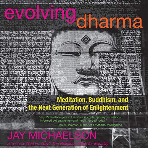 Evolving Dharma Titelbild