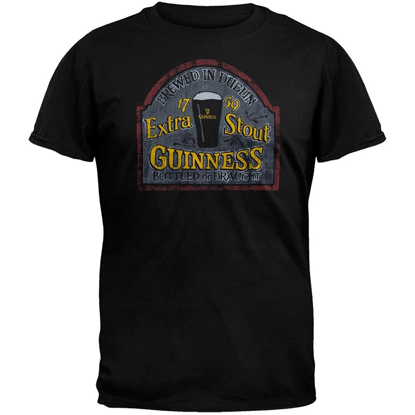 Guinness - Extra Stout Soft T-Shirt