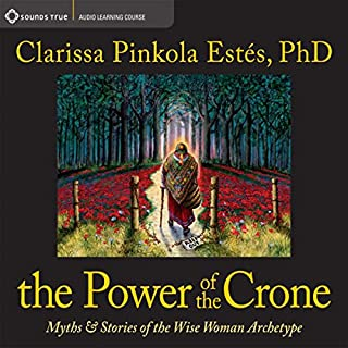The Power of the Crone audiobook cover art