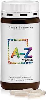 A-Z con 24 Vitaminas y Minerales - 150 Cápsulas