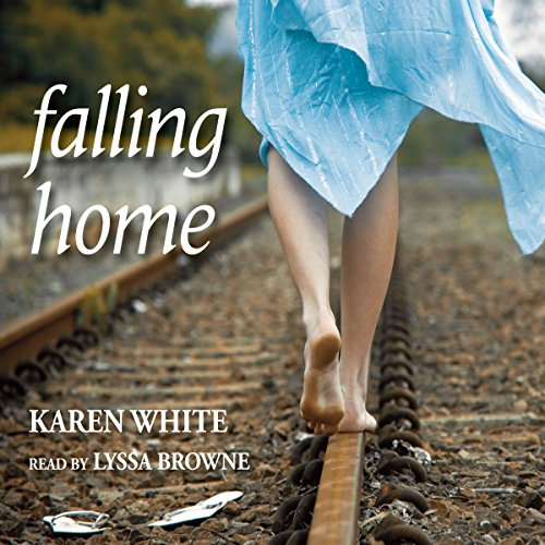 Falling Home audiobook cover art