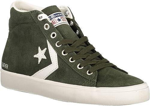 Converse Lifestyle Pro Leather Vulc Mid, paniers Basses Mixte Adulte