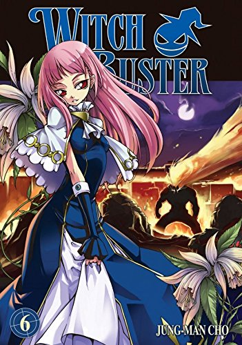 Witch Buster Vol. 6 (English Edition)