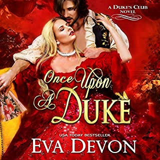 Once upon a Duke cover art