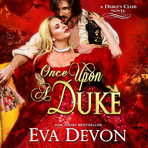Once upon a Duke audiobook cover art