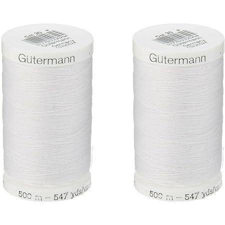 Gutermann 1000/M Sew All hilo 100/% poli/éster Color 143/azul