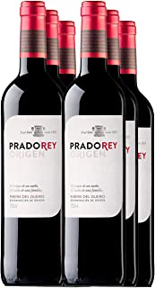 comprar comparacion PRADOREY Roble Origen-Vino tinto - Roble- Ribera del Duero - 95% Tempranillo, 3% Cabernet sauvignon, 2% Merlot - Vino jove...