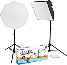 Photo Basics 404 uLite 2-Light Kit