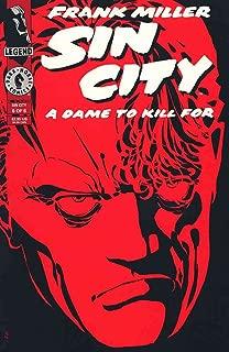 Sin City: A Dame to Kill For #6 VF/NM ; Dark Horse comic book