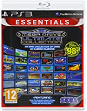 Mega Drive: Ultimate Collection (Ps3)