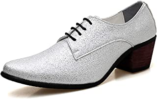 069322d93019d Amazon.com: Silver - Oxfords / Shoes: Clothing, Shoes & Jewelry