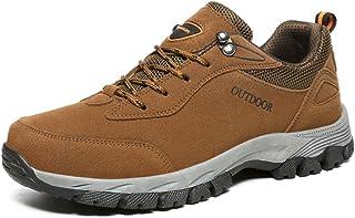 FZUU Unisex waterproof hiking shoes trekking shoes men women sports outdoor climbing trainers