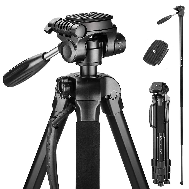 T72 Camera 三脚架