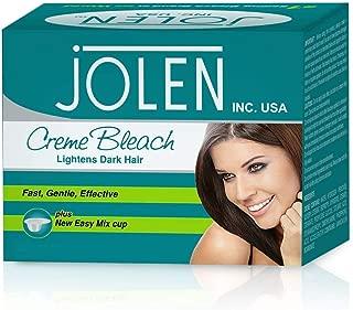 Jolen Creme Bleach Formula Plus Aloe Vera,1.2 oz