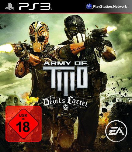 Army of Two: The Devil's Cartel - [PlayStation 3]