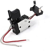 Sourcingmap a13112000ux0555-24vdc 5-15a actuador momentáneo taladro eléctrico interruptor de cable
